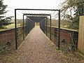 Tramway bridge, Fossend - geograph.org.uk - 1779134.jpg