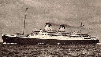 SS Conte di Savoia - Image: Transatlantico Conte di Savoia