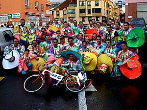 Concurso de carnaval la mana 2015 ecuador - 2 10