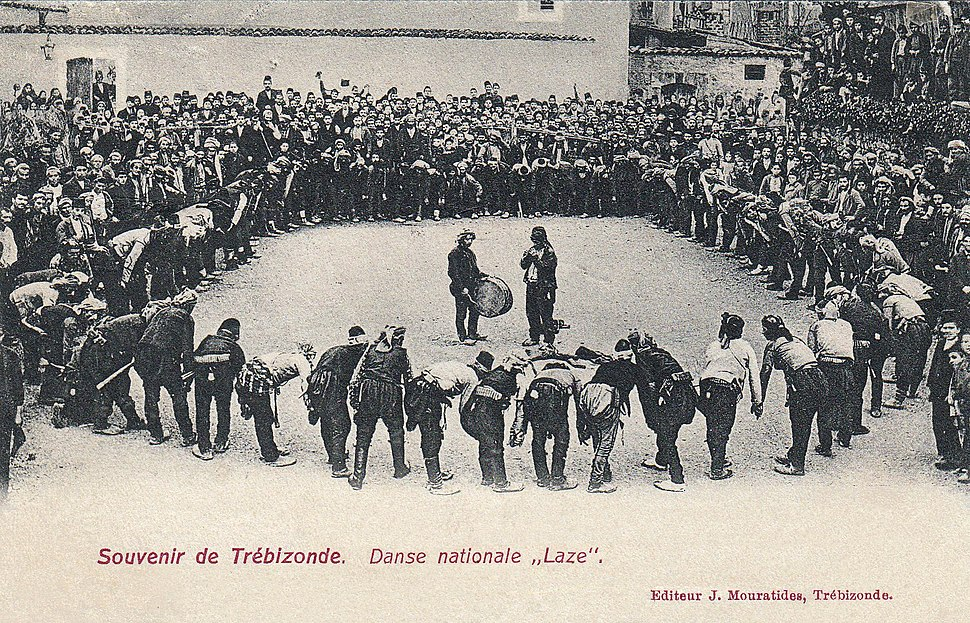 Trebizonde - National dance of Laz