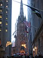 Trinity Church on Wall Street New York City Winter 2003.jpg