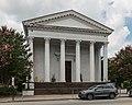 Trinity United Methodist Church, Charleston SC, East view 20160704 1.jpg