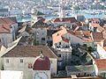 Trogir, strechy mesta pri pohledu z veze katedraly.jpg