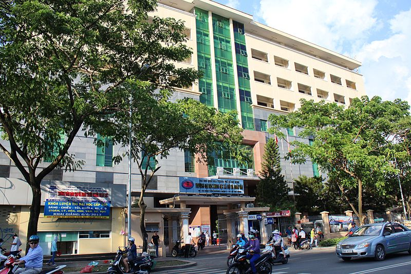File:Truong dai Hoc Khoa Hoc xa hoi va Nhan van,Ben nghe,quan 1, tphcmvn - panoramio.jpg
