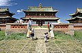 Trzy główne świątynie w klasztorze Erdene Dzuu.jpg