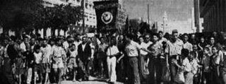 Tunisian independence