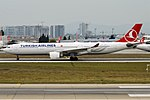Turkish Airlines, TC-JOE, Airbus A330-303 (39244511204) (2).jpg