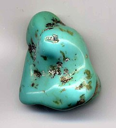 Turquoise - Wikipedia, the free encyclopedia