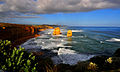 Twelve Apostles Port Campbell Australia by Larry Haydn 002a.jpg