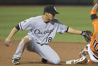 Tyler Saladino American baseball player