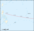 Typhoon Cobra track map.png