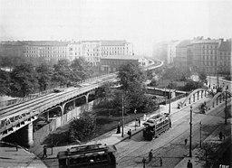 U-Bahn Berlin U1 Wassertorplatz 1901
