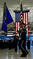 U.S. Airmen with the U.S. Air Force Honor Guard practice for the presidential inauguration parade at Joint Base Andrews, Md 130111-F-MG591-023.jpg
