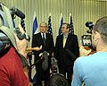 U.S. Special Envoy George Mitchell Meets With Israeli Defense Minister (3763511661).jpg