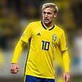 UEFA EURO qualifiers Sweden vs Spain 20191015 Emil Forsberg 5.jpg