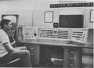 UNIVAC 1101 - UNIVAC 1101