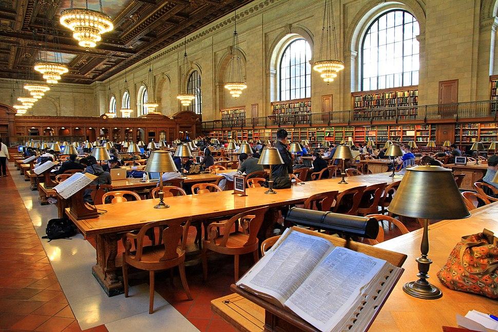 USA-NYC-New York Public Library9