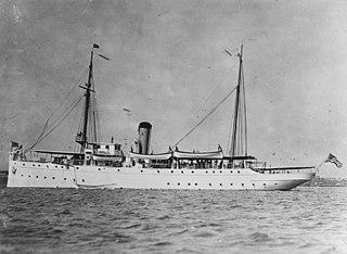 USCGC <i>Tampa</i> (1912) US Coast Guard ship