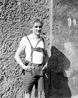 Oskar Werner Austrian actor