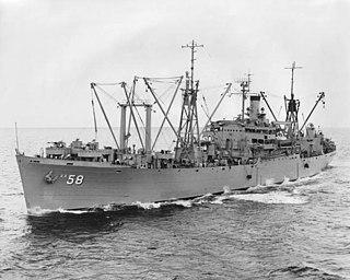 USS <i>Chara</i> (AKA-58)