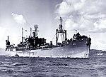 USS Chandeleur (AV-10) returning to San Francisco on 7 November 1945.jpg