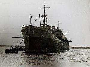 USS Denebola (AD-12) - Image: USS Denebola AD 12