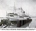 USS Thomas (1894) in drydock 1916.JPG