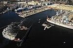 USS West Virginia (SSBN-736) departs Norfolk Naval Shipyard 2013.JPG