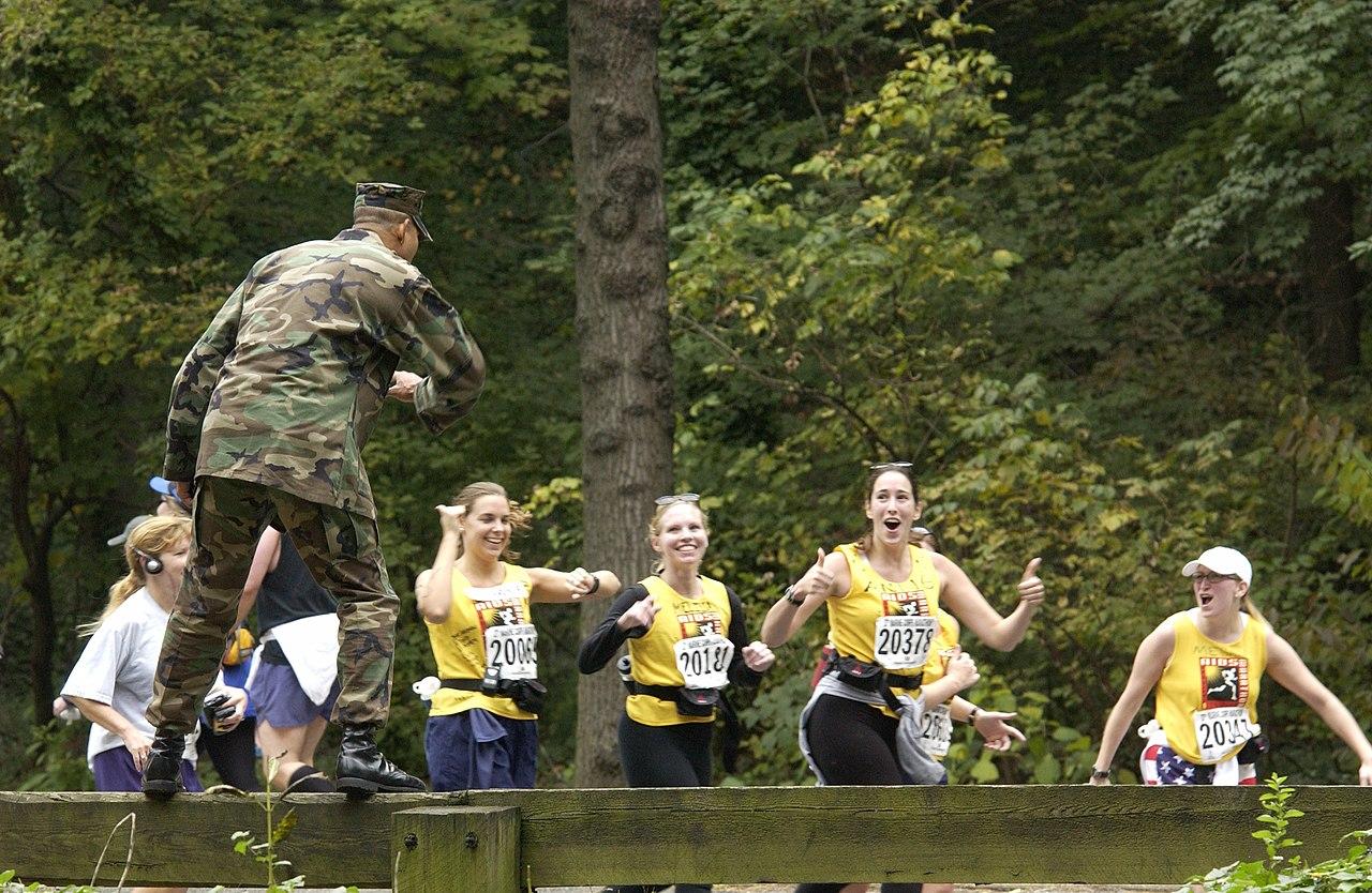 wiki marine corps marathon