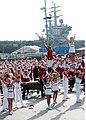 US Navy 051227-N-5946V-125 Members of the University of Oklahoma's.jpg
