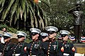 US Navy 081025-N-2959L-124 Marines attend the rededication of the Marine Monument at Park Semper Fi honoring Medal of Honor recipients.jpg