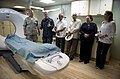 US Navy 110719-N-RM525-232 Capt. David Weiss, commanding officer of the medical treatment facility aboard the Military Sealift Command hospital shi.jpg