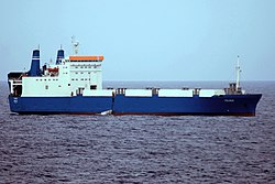Ukrainian merchant vessel MV Faina