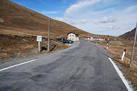 Image illustrative de l'article Col de l'Umbrail