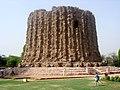 Uncomplete Minar near Qutub MInar.jpg