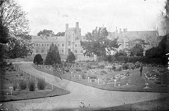 Benjamin Woodward - Queen's College Cork, now University College Cork