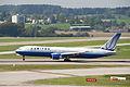 United Airlines Boeing 767-300; N654UA@ZRH;10.09.2009 555ef (4329695385).jpg