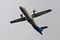 United Airways ATR 72-212 S2-AFE Flying Over My Rooftop (8202978682).jpg