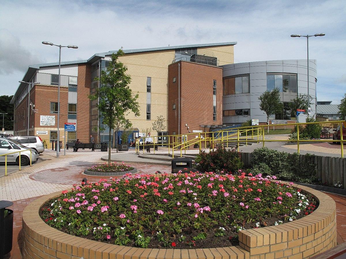 University Hospital Of North Durham Wikipedia