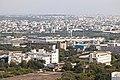 Uppal metro rail depot in Hyderabad.jpg