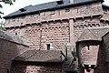 Upper garden of the Haut-Kœnigsbourg castle 006.JPG