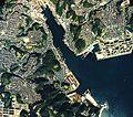 Uraga Harbor and Cape Tomyo Aerial Photograph.jpg