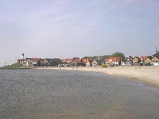 Urk Municipality in Flevoland, Netherlands