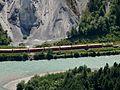 Usblick von der Aussichtsplattform Conn oder Il Spir auf den Schweizer Oberrhein - panoramio.jpg