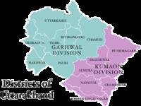 UttarakhandDistricts