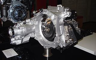 electronically controlled dual-clutch multiple-shaft manual gearbox in a transaxle design with full automatic or semi-manual control