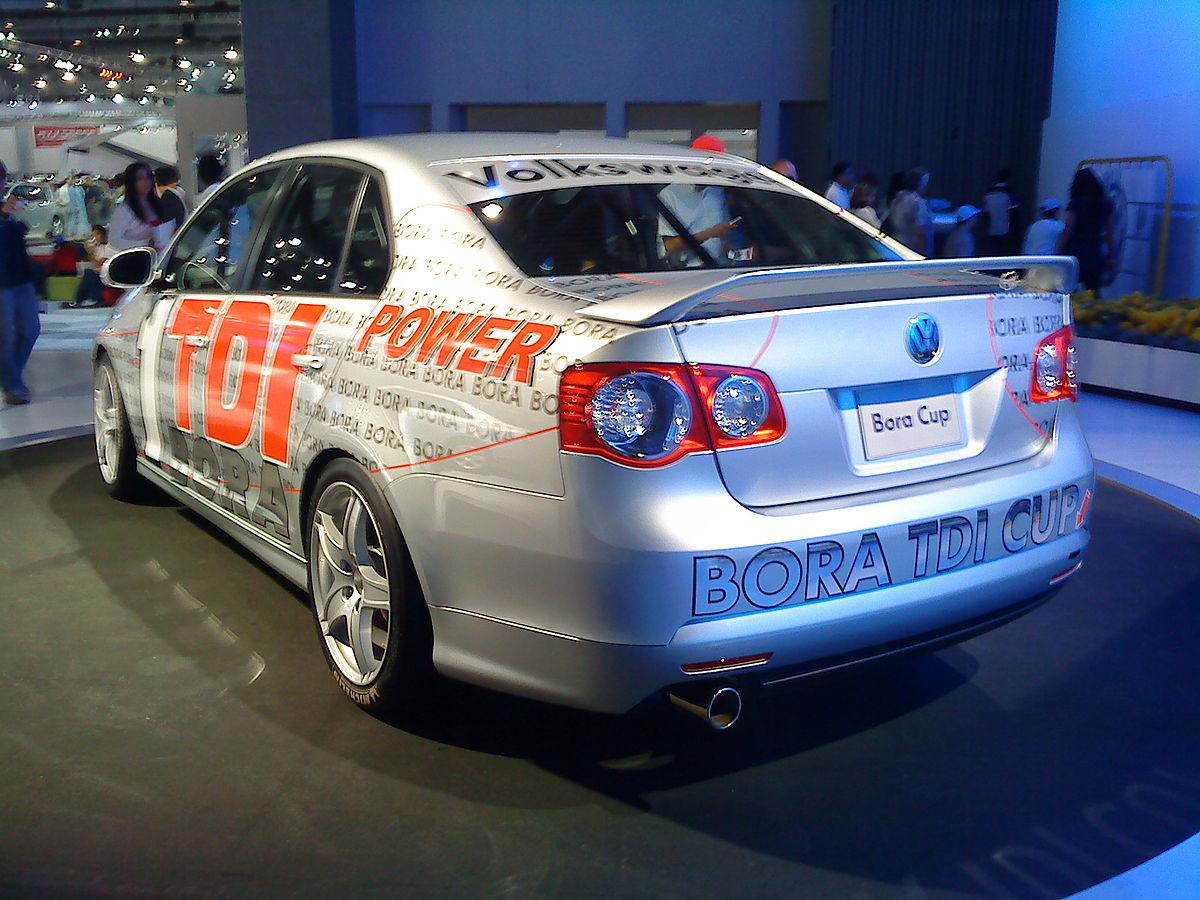 2009 Volkswagen Jetta TDI Cup - Wikipedia
