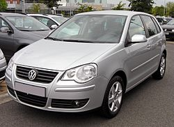 VW Polo IV Facelift Silver Edition 20090620 front.JPG