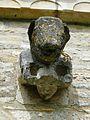 Valcabrère basilique Saint-Just animal et tête humaine (1).JPG