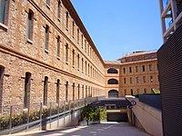 Valencia - Antigua Cárcel Modelo (Ciutat Administrativa 9 d'Octubre) 4.jpg